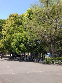 イシイの小話(上野公園Part1)