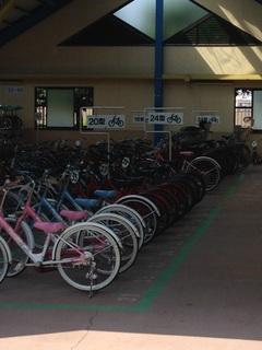 いしいの小話(自転車)