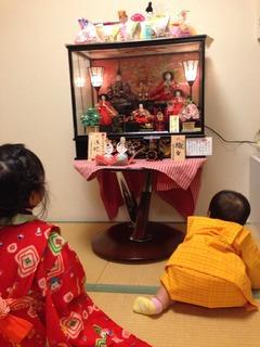 イシイの小話(雛祭り)
