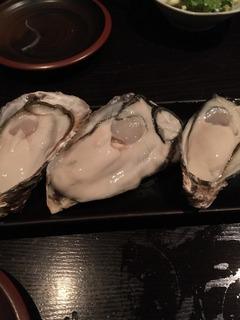 イシイの小話(牡蠣)